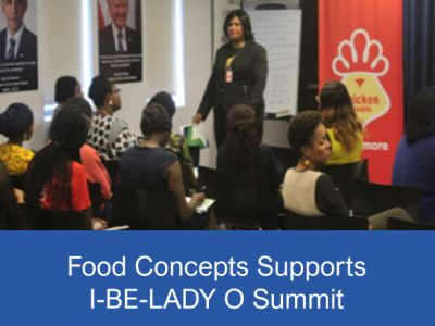 Food Concepts - Blog Post - I be Lady O Summit
