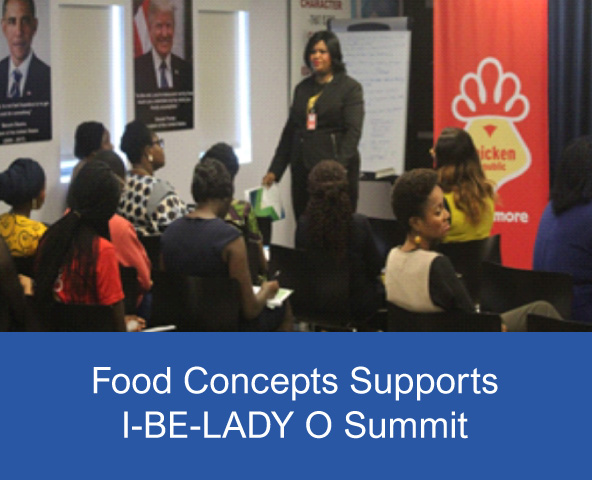 Food Concepts - Blog Post - I be Lady O Summit