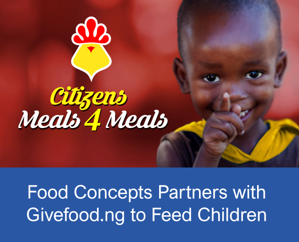 Food Concepts - Blog Post - Partners With Give Food